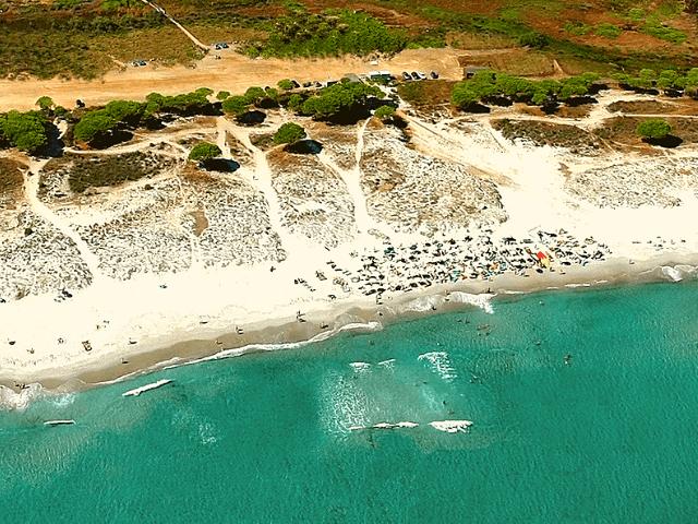 Resort aan zee op Sardinie - Sardinia4all