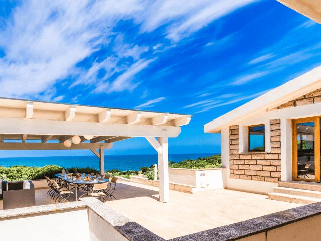 Huis in Badesi met zeezicht - Sardinia4all