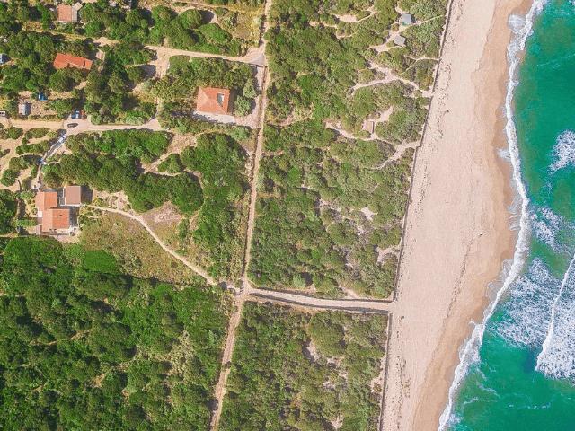 Vakantiehuis aan zee op Sardinie