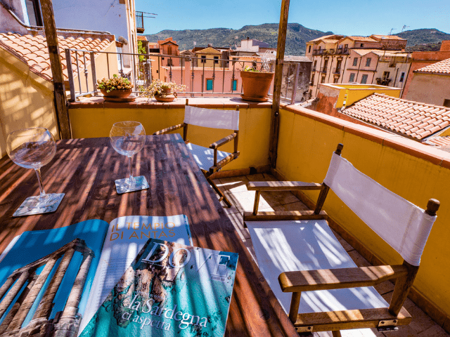 Vacanze a Bosa, Sardegna - Casa Carmine