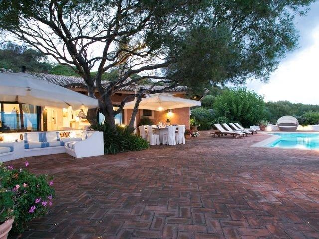 villa di lusso sardegna - sardinia4all