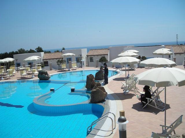 Zwembad - Hotel Nuraghe Arvu Resort - Cala Gonone - Sardinië