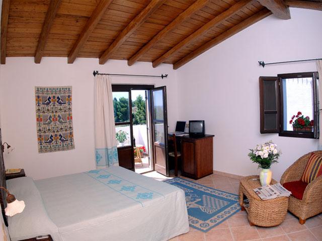 Kamer - Hotel Nuraghe Arvu Resort - Cala Gonone - Sardinië