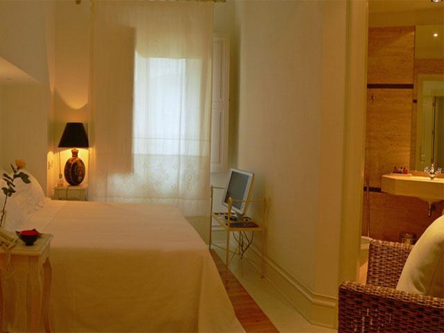 Deluxe kamer - Tarthesh Hotel - Guspini - Sardinië