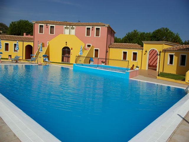 Rejna Residence Hotel - Cardedu - Ogliastra - Sardinië