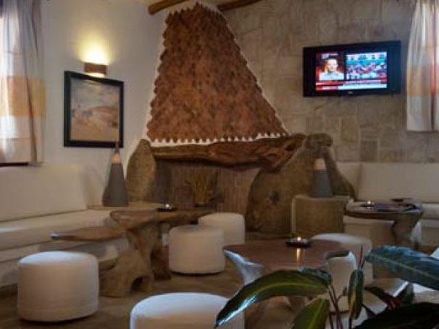 Lounge - Hotel Arathena - San Pantaleo - Sardinië