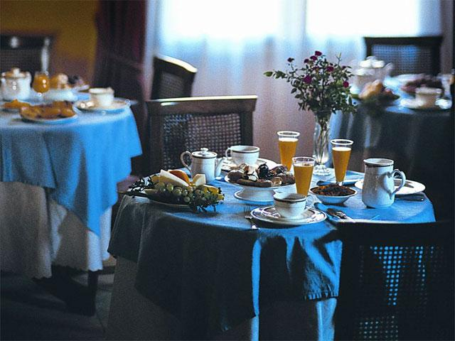 Ontbijt - Hotel Il Vecchio Mulino - Arbatax - Sardinië