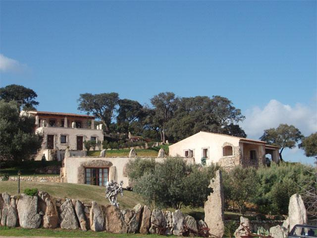 Hotel Funtana Abbas - Luras - Arzachena - Sardinië