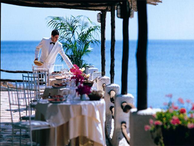 Restaurant - Is Morus Relais - Santa Margherita di Pula - Sardinië