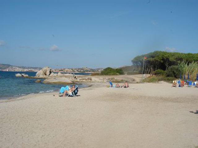 Strand - Residence Green Village - Palau - Sardinië