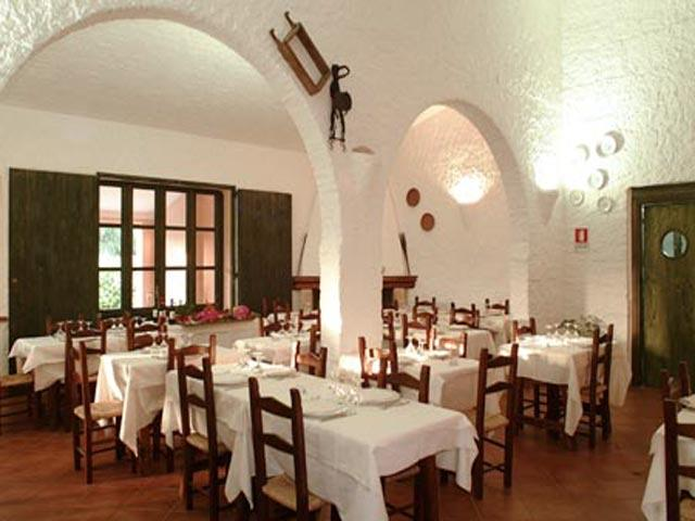 Restaurant - Hotel Sa Pedrera - Cabras - Sardinië