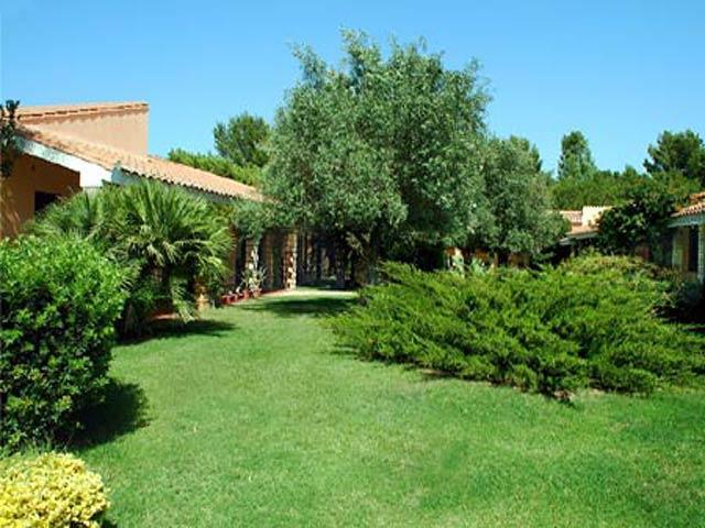 Tuin - Hotel Sa Pedrera - Cabras - Sardinië