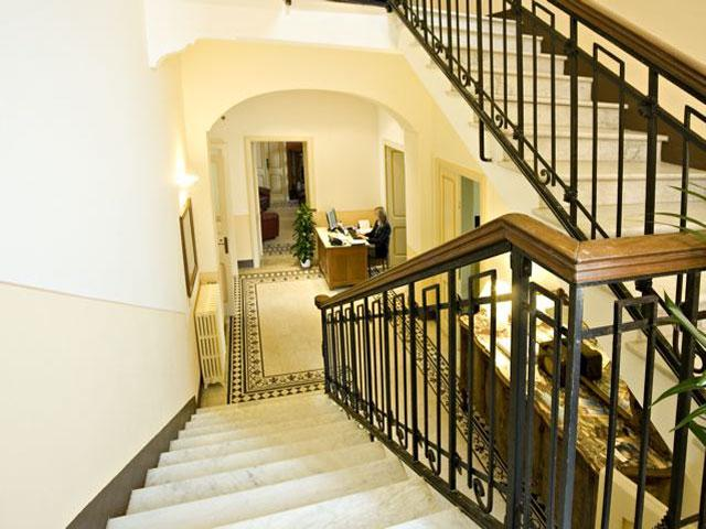 Receptie - Hotel Villa Asfodeli - Tresnuraghes - Sardinië
