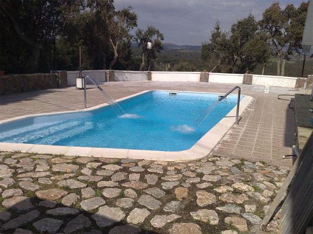 Zwembad - Agriturismo La Quercia -  Arbus - Costa Verde - Sardinië