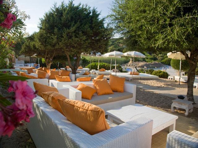 Lounge bar - Grand Hotel in Porto Cervo - Sardinië