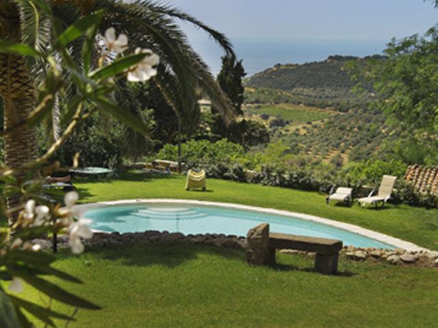 Zwembad - Villa Asfodeli - Tresnuraghes - Sardinië