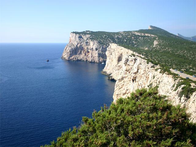 Capo Caccia - Alghero -Sardinië - Foto