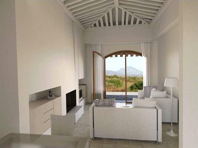 Woonkamer - Vista Blu Resort - Alghero -Sardinië