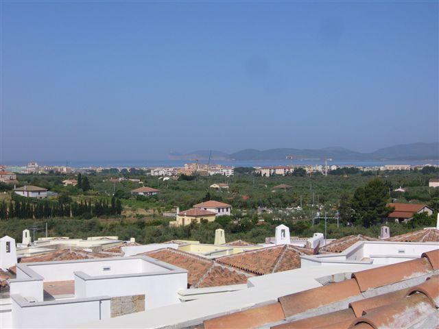 Uitzicht - Vista Blu Resort - Alghero -Sardinië