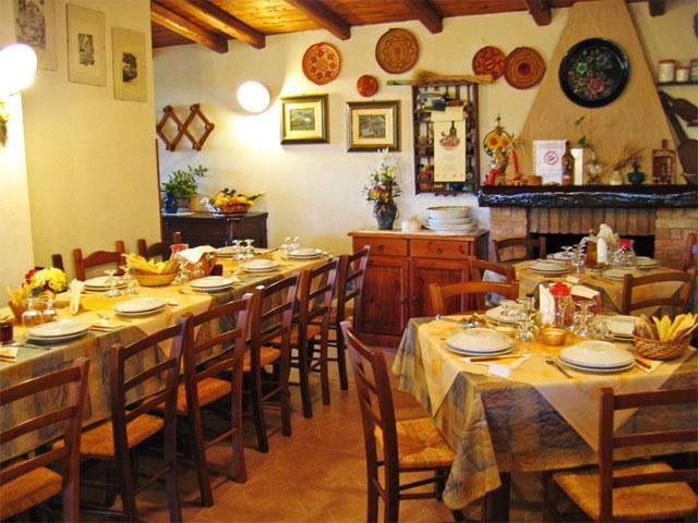 Restaurant - Agriturismo Su Leunaxiu - Soleminis - Sardinië