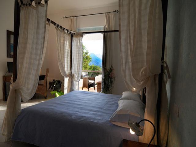 Kamer - Hotel Cedrino in Dorgali - Sardinië