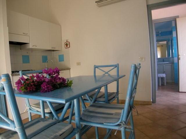 Appartementen - Residence Le Bouganville in Villasimius