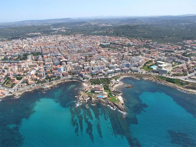 Perfekte ligging aan zee en bij het centrum van Alghero