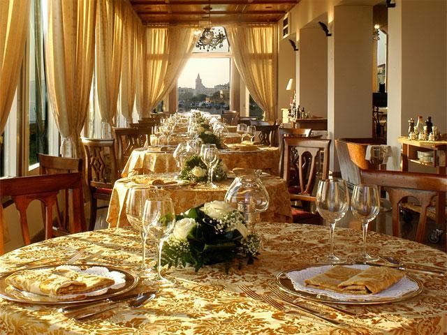 Restaurant - Villa Las Tronas - Alghero - Sardinië