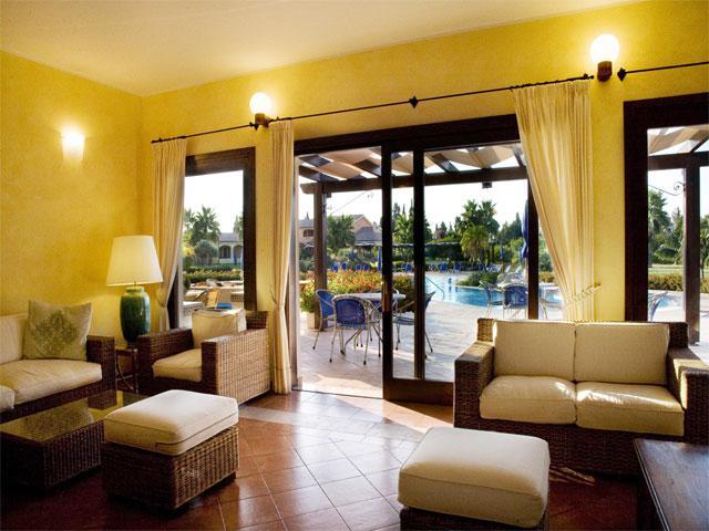 Lounge - Hotel & Residence Lantana - Pula - Sardinië