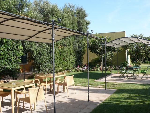 Tuin - Wine Resort Leda d' Ittiri - Alghero - Sardinië