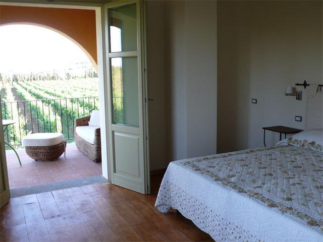 Kamer met terras - Wine Resort Leda d' Ittiri - Alghero - Sardinië