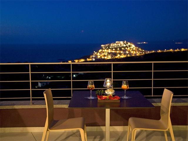 Romantische momenten met zicht op Castelsardo