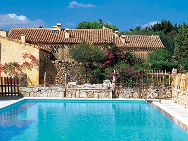 Vakantiehuisje Sardinie - Residence Capriccioli