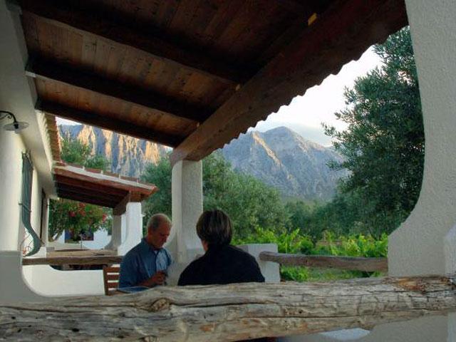 agriturismo in sardinie - Guthiddai in Oliena (2)