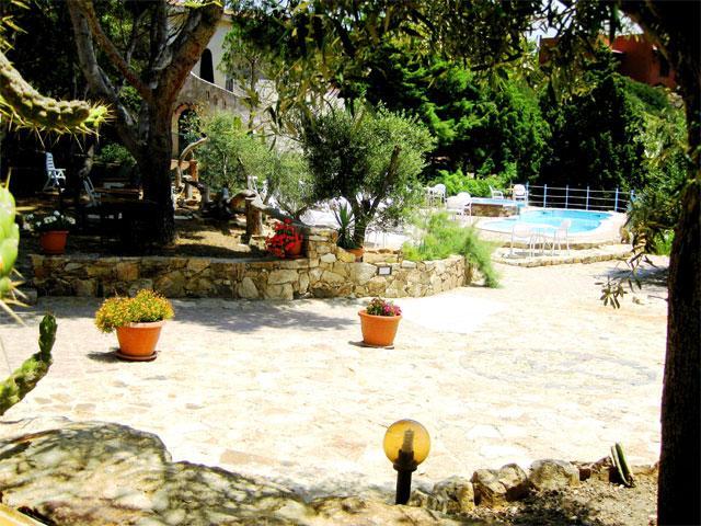 Hotel Villa Belfiori - Torre dei Corsari - Sardinie (1)