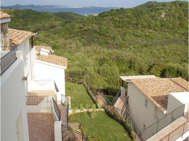 Vakantie appartementen Ea Bianca - Baja Sardinia - Sardinie (1)