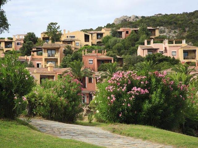 Bagaglino vakantie appartement - Costa Smeralda - Sardinie (4)