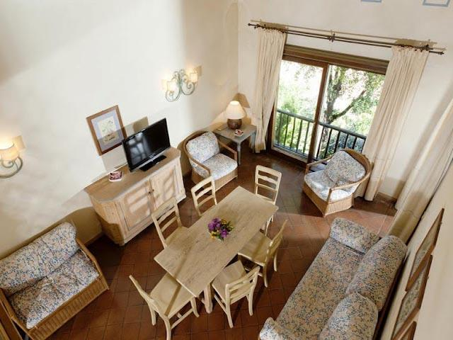 Vakantie appartement Bagaglino - Porto Cervo - Sardinie (1)