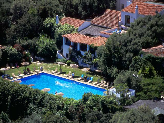 Hotel Su Gologone Country Resort - Oliena - Sardinie (2)