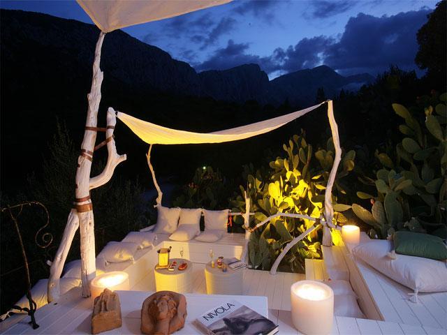 Hotel Su Gologone Country Resort - Oliena - Sardinie