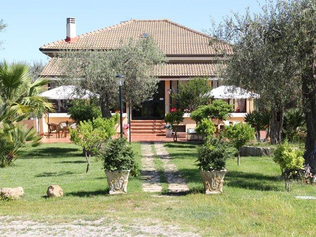 Alghero - B&B Villa Grazia met zwembad- Sardinie (17)