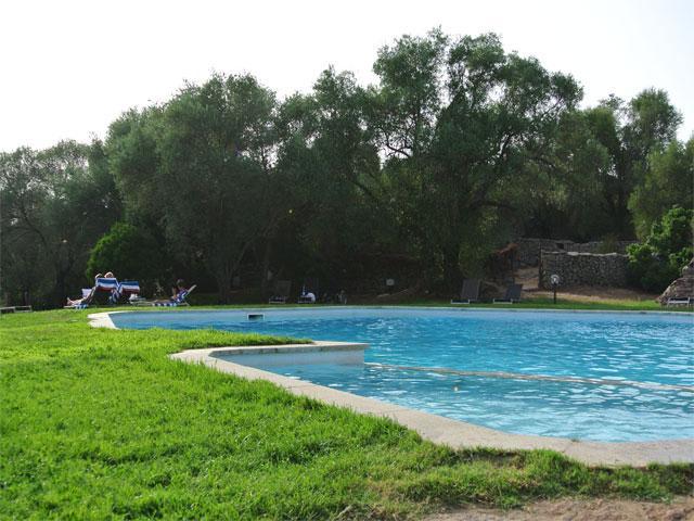 Zwembad van Country Hotel Pilastru