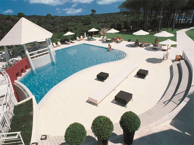 4-sterren hotel La Coluccia -  S. Teresa di Gallura - Sardinie