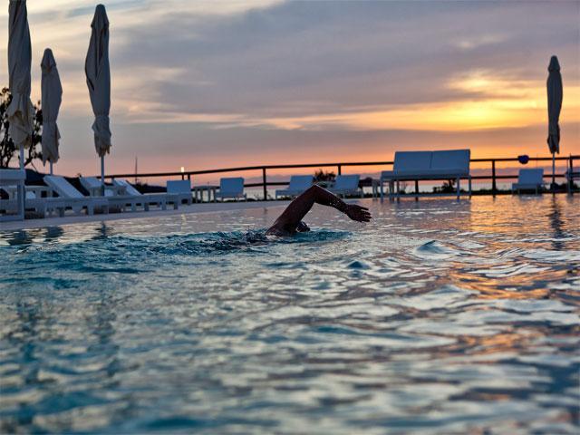 Zwembad - Paradise Resort op Sardinie