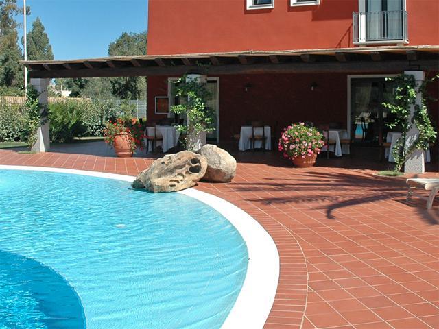Hotel Sa Contonera - Arbatax Tortoli - Sardinië