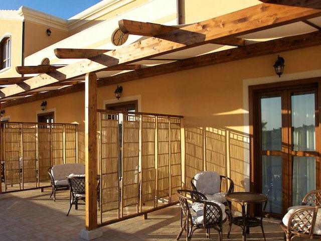Hotel Raffael is een kleinschalig hotel op Sardinie met 28 hotelkamers