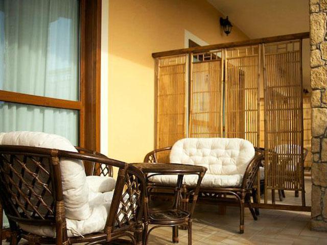 Hotel Raffael met zwembad - westkust Sardinie (2)