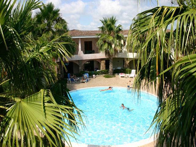 Vakantie appartementen Sardinie - Palau Green Village (3)