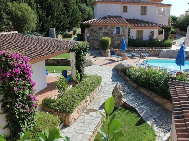 Vakantiepark Sardinie - Le Bouganvillage - Le Vele in Budoni (5)