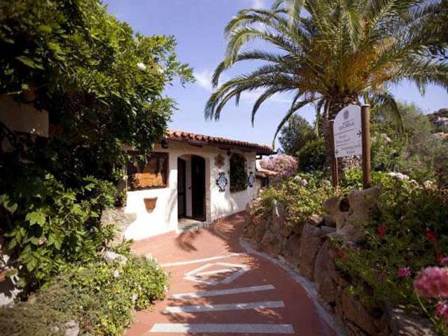 Hotel de Charme Sardinie - Hotel Don Diego - Sardinia4all
